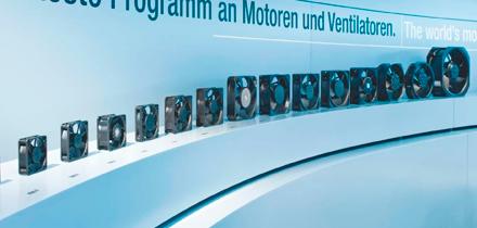 ebmpapst kompakt ventilatorer