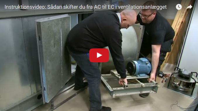 Video fra ebmpapst Denmark
