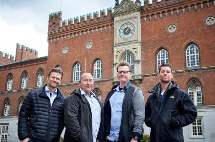 Jakob Rasmussen, K&L, Niels Knokgård, ebmpapst, Rasmus Storm Hansen, Rambøll og Troels Groth ...
