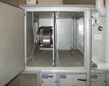 OK sparer 40% med EC-ventilatorer fra ebmpapst