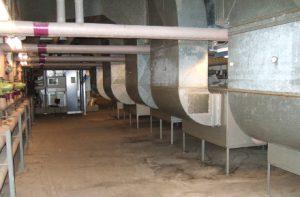 Hillerød Hospital sparer millioner med EC-ventilatorer