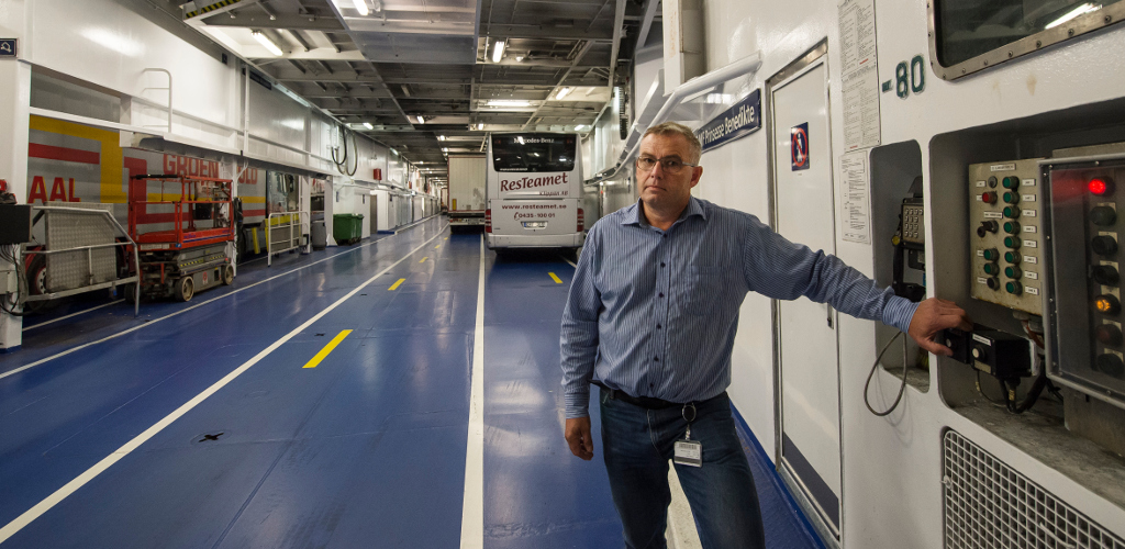 Scandlines sparer 2 mio. kWh om året med ebmpapst