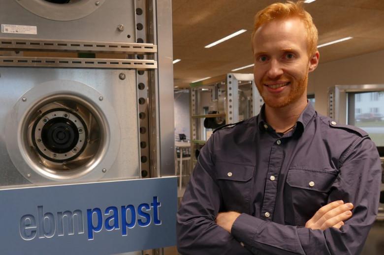 Jon Pejtersen, ebmpapst Denmark