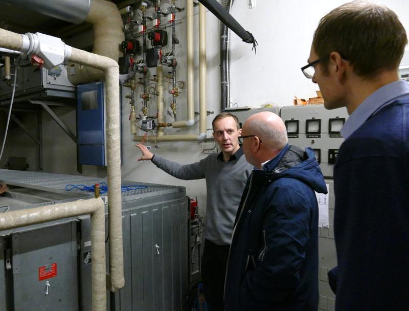 Silkeborg optimerer ventilationsanlæg med ebmpapst