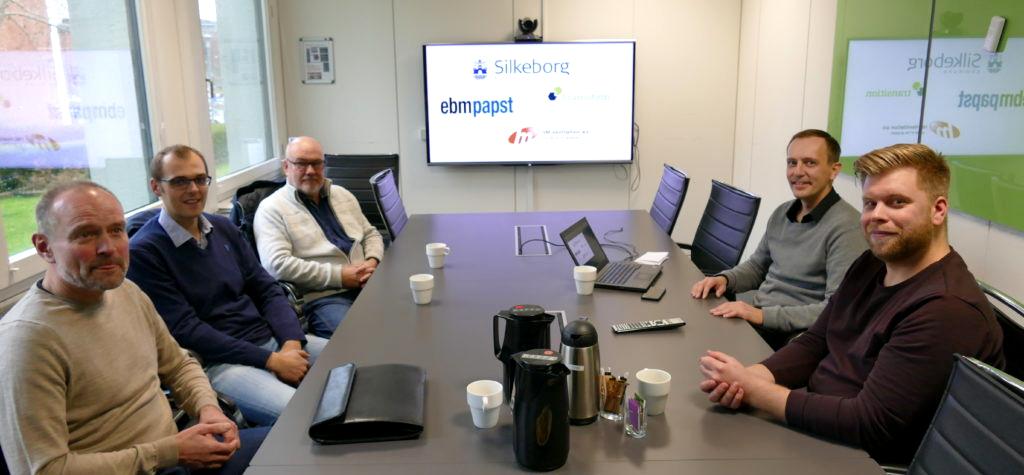 Silkeborg sparer energi med ebmpapst