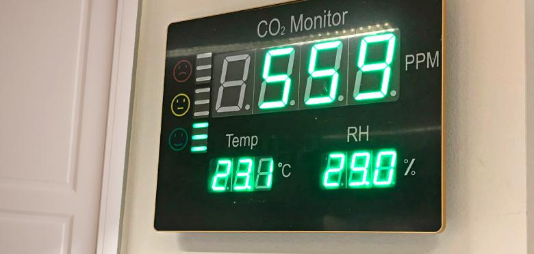 Silkeborg sparer CO2 med ebmpapst